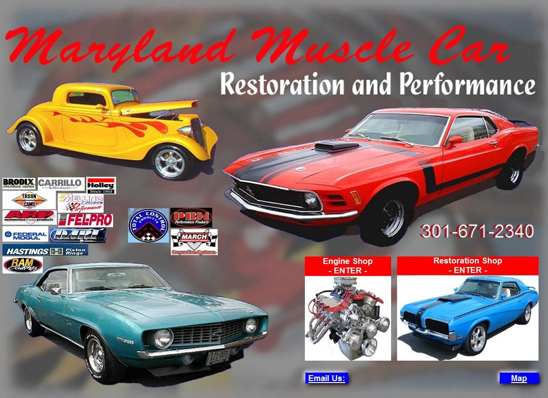Classic Car Sales Pennsylvania